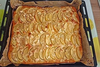 Schlanker Apfelkuchen vom Blech 6