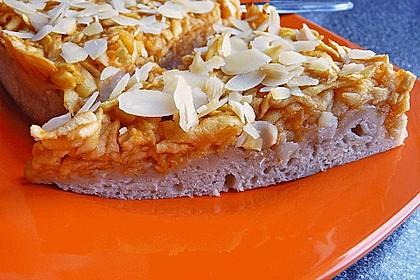 Schlanker Apfelkuchen vom Blech 9
