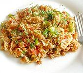 Gemüse-Restepfanne (Bild)