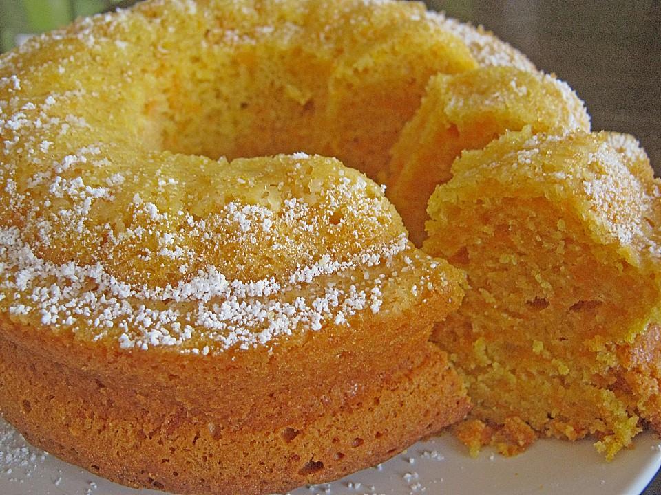 Karottenkuchen Von Isnogud12 Chefkoch De