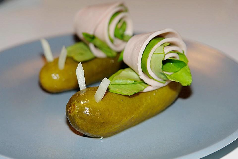Gurken Schnecke Von Moosmutzel311 Chefkoch De