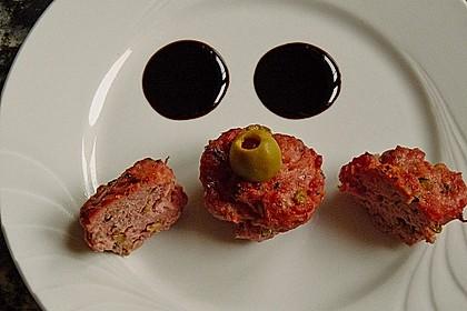 Fleischkäse-Muffins