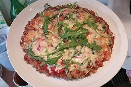Low Carb Pizza 71