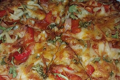 Low Carb Pizza 9