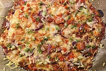 Low Carb Pizza 102
