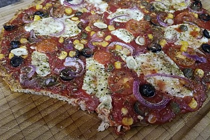 Low Carb Pizza 104