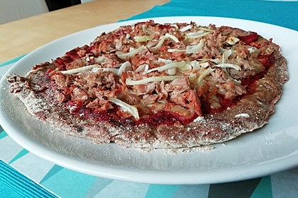Low Carb Pizza 52