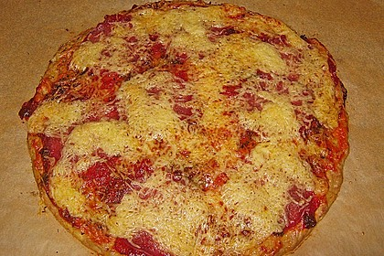 Low Carb Pizza 29