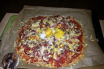 Low Carb Pizza 66