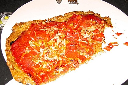 Low Carb Pizza 126