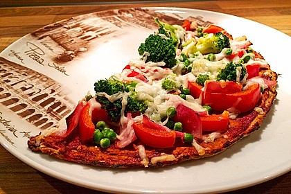 Low Carb Pizza 43