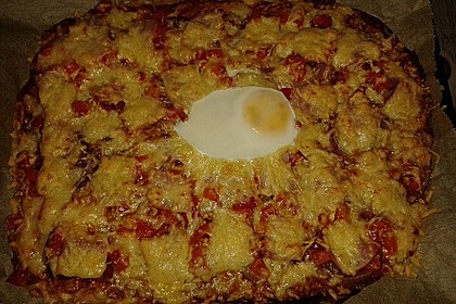 Low Carb Pizza 121