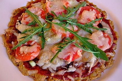 Low Carb Pizza 2