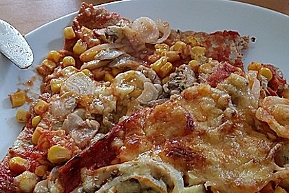 Low Carb Pizza 34
