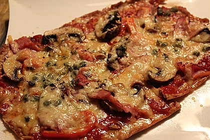 Low Carb Pizza 35