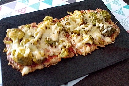 Low Carb Pizza 93