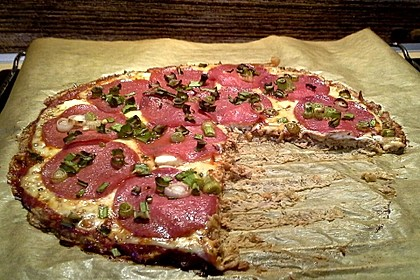Low Carb Pizza 48
