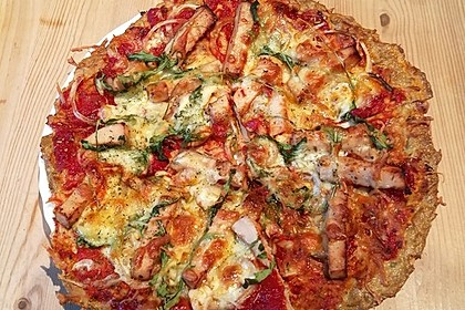 Low Carb Pizza 25