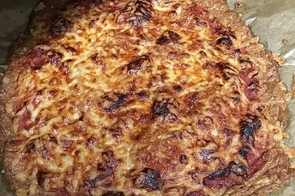 Low Carb Pizza 122