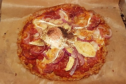 Low Carb Pizza 91