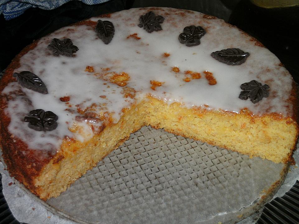 Malteser Mandel Orangen Kuchen Von Merceile Chefkoch De
