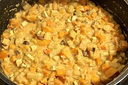 Kohlrabi-Kürbis-Gulasch (vegetarisch bzw. vegan) (Bild)
