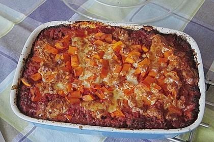 Feine Kürbis-Lasagne (Bild)