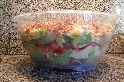 Hot Dog Salat 1