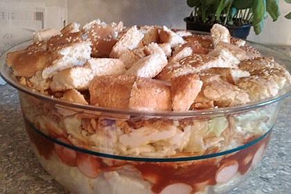Hot Dog Salat 2