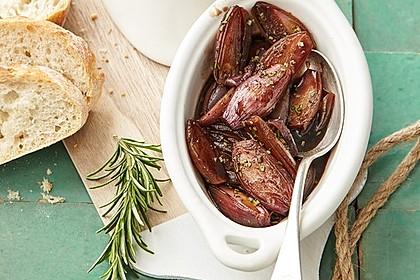 Balsamico-Schalotten Antipasti