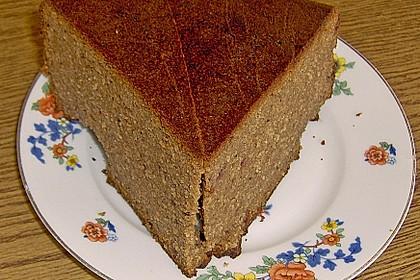Erdnuss-Preiselbeer Reiskuchen