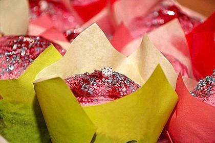 Schoko-küsst-Himbeer Cupcakes 119