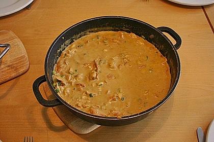 Curry-Hähnchengulasch 2