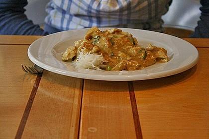 Curry-Hähnchengulasch 1