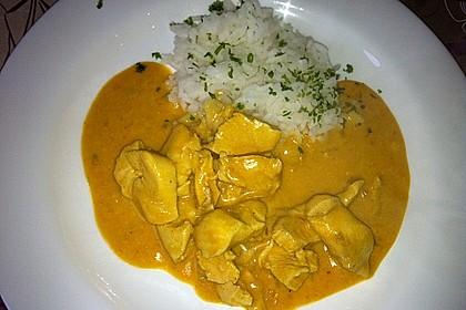 Curry-Hähnchengulasch 3