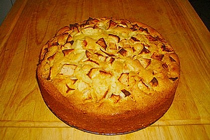 Apfelkuchen Ruck-Zuck (Bild)