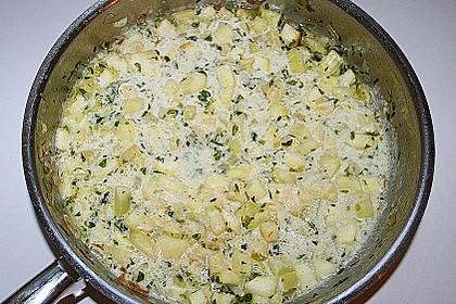 Zucchinigemüse 1