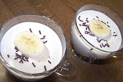 Bananen-Joghurt Dessert 7