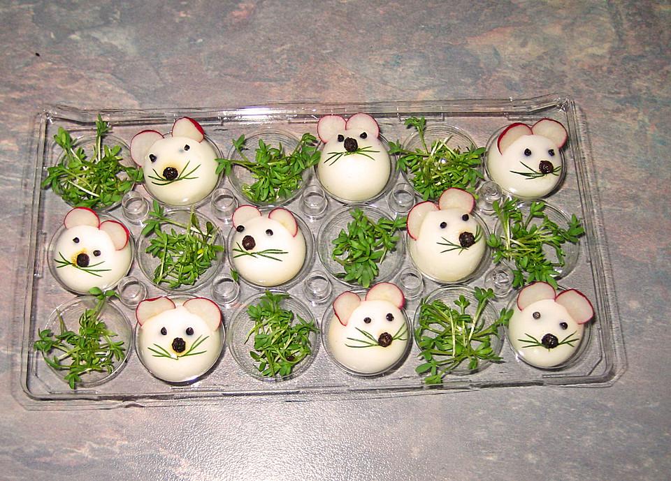 Eier Mäuse Von Moosmutzel311 Chefkochde