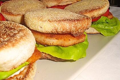 Hähnchen-Burger 4