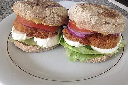 Hähnchen-Burger