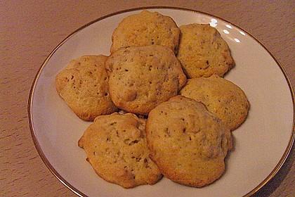 Cookies mit Müsli