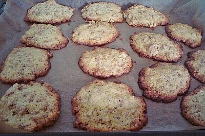 Cookies mit Müsli 2