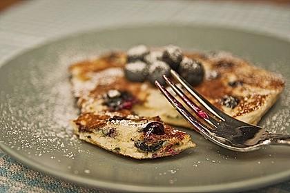Blaubeer-Pancakes 5
