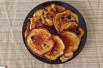 Blaubeer-Pancakes 9
