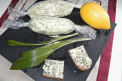 Bärlauch-Zitronen-Butter 10