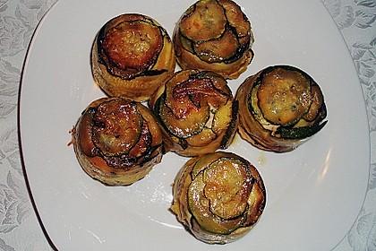 Lachs-Zucchini-Pastetchen 2