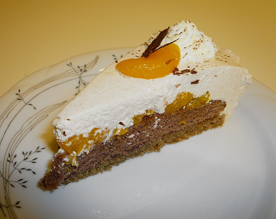 Spekulatius Mandarinen Torte Von Schweinebacken Chefkoch De