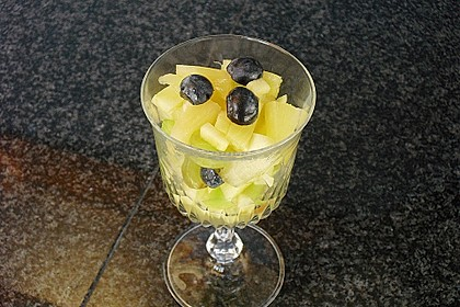Einfacher Obstsalat 3