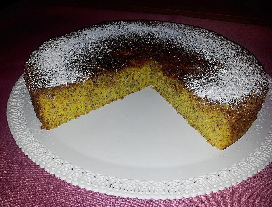 Orangen Mandel Kuchen Von Estrella1 Chefkoch De